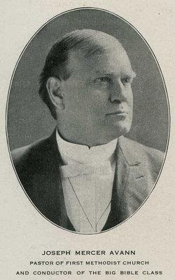 Joseph Mercer Avann