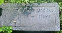 Christine <I>Branham-Smith</I> Madden