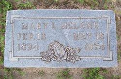 Mary Louise <I>Conaway</I> McLane