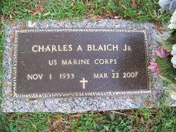 Charles Allen Blaich, Jr