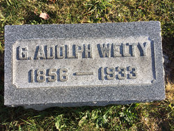 G. Adolph Welty