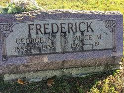 Alice M. Frederick