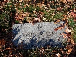 Joseph W Files