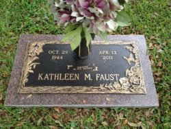 Kathleen Marie Faust