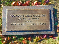 Gordon Ross Carlson