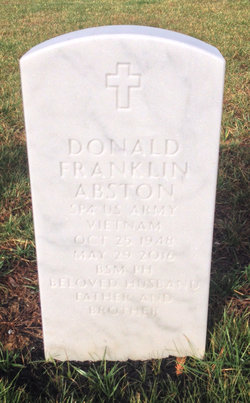 Donald Franklin Abston