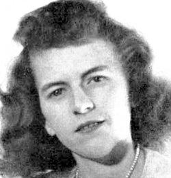 "Barbara Jean ""Bobbie"" <I>MacLain</I> Holt"