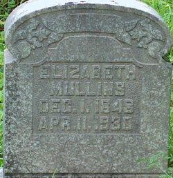 """Elizabeth """"Aunt Bets"""" <I>Madden</I> Mullins"""