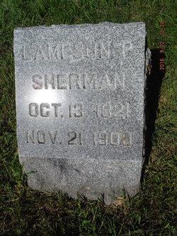 Lampson Parker Sherman, Sr