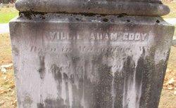 Willie Adam Eddy