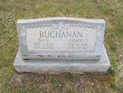 Iva L <I>Mccracken</I> Buchanan