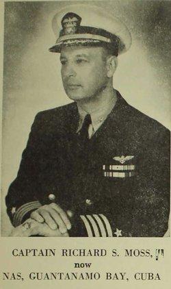 Richard Stanley Moss