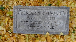 Benjamin Cruvand