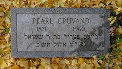 Pearl <I>Grossberg</I> Cruvand