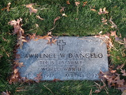 Lawrence W D'Angelo