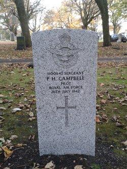 Sergeant ( Pilot ) Peter Hay Campbell