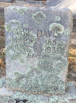 Abie <I>Attaway</I> Davis