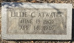 Lillie C Atwater