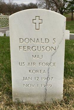 Donald Sheffield Ferguson