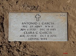 Antonio L Garcia