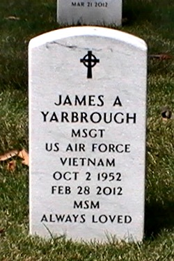 MSGT James Andrew Yarbrough