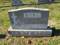 Signe V. Borg