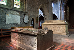Saint Canice Cathedral Crypts