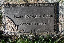 James Donald Cobb