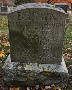 Pvt William H H Brown