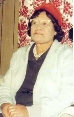 """Leona Mary """"Mother"""" <I>Roberts</I> Richardson"""