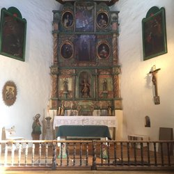 Old San Miguel Mission
