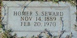 Homer S Seward