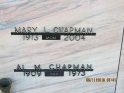"""Alva M """"Al"""" Chapman"""