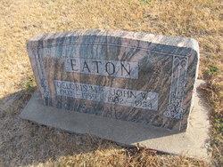 Deloris Mary <I>Iler</I> Eaton