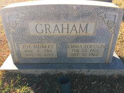 Joe Hubert Graham