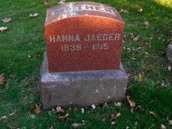 Hanna Jaeger