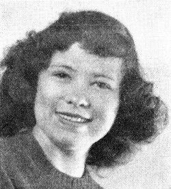 Sally Belle Matthews <I>Maxwell</I> Sharples