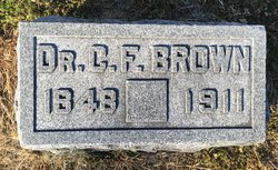 Dr Chester F. Brown