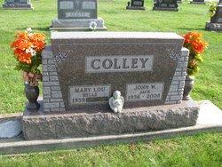 "John William ""Jack"" Colley, Sr"