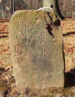 Maria <I>De Ruine</I> Demarest