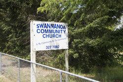 Swannanoa Community Churchyard