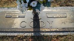 Helen Ann <I>Leatherwood</I> Cody