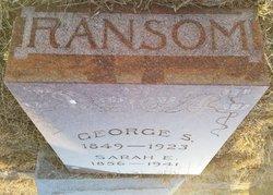 George S Ransom