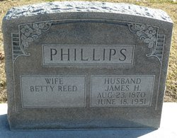 James H Phillips