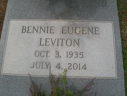 Bennie Eugene Leviton (1935-2014) - Find A Grave Memorial