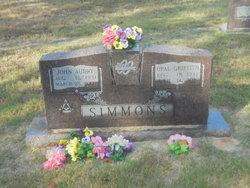 Mrs Opal <I>Griffith</I> Simmons