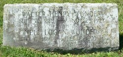 Walter Henry Wunder