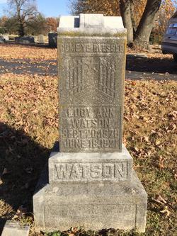 Lucy Ann Watson