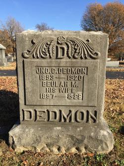 John Calvin Dedmon
