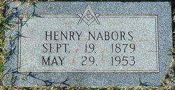 Henry Rufus Nabors